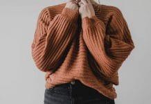 Comment raccourcir un pull avec une ceinture
